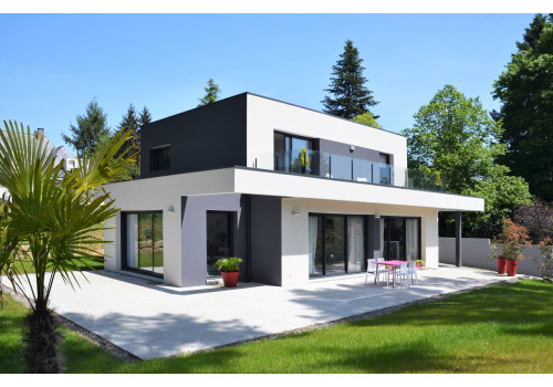 Construction maison contemporaine en Loire-Atlantique (44 ...